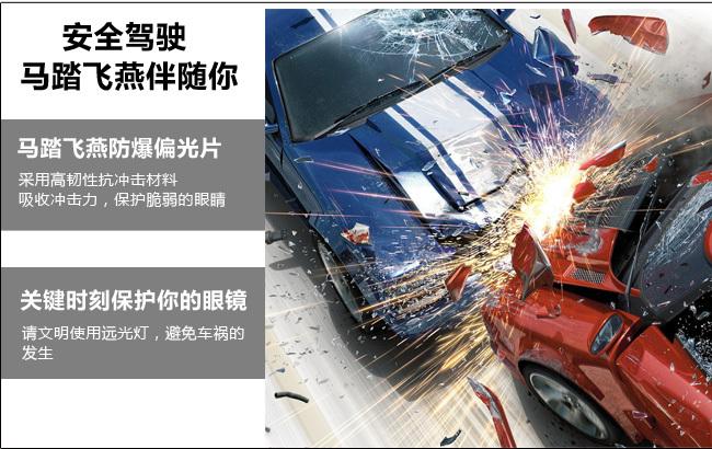 高品质偏光镜片,为驾驶而生,为您的安全保驾护航!