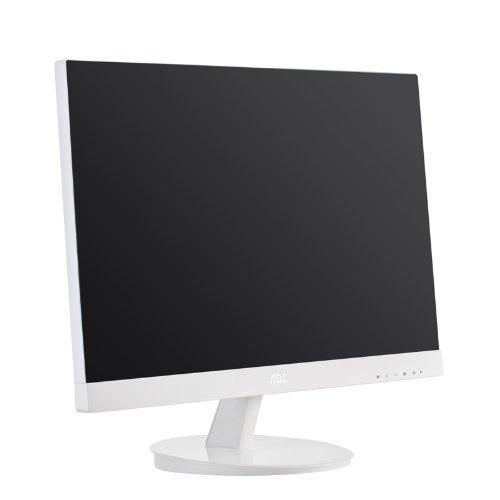 27英寸ips超窄边框led背光液晶显示器(纯白色)