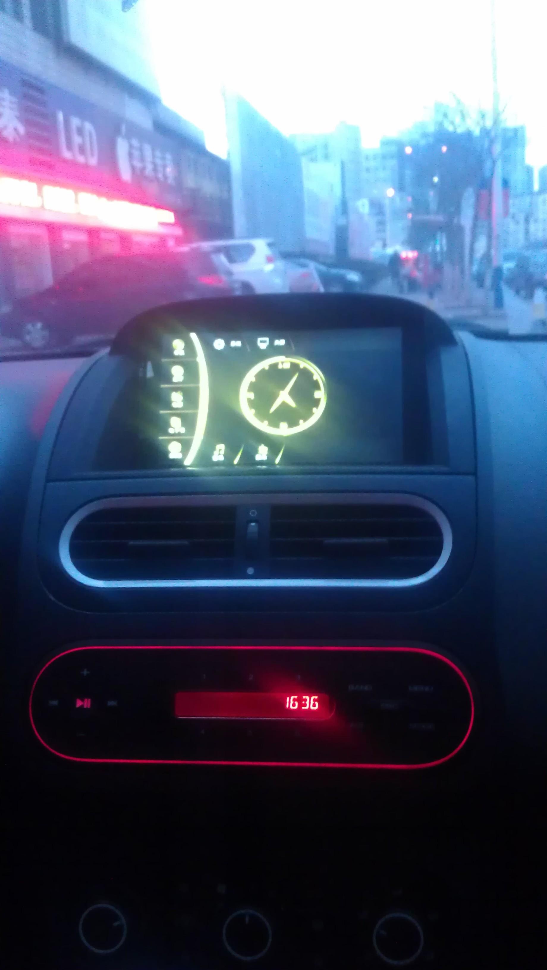 导航与播放器可以同时使用;