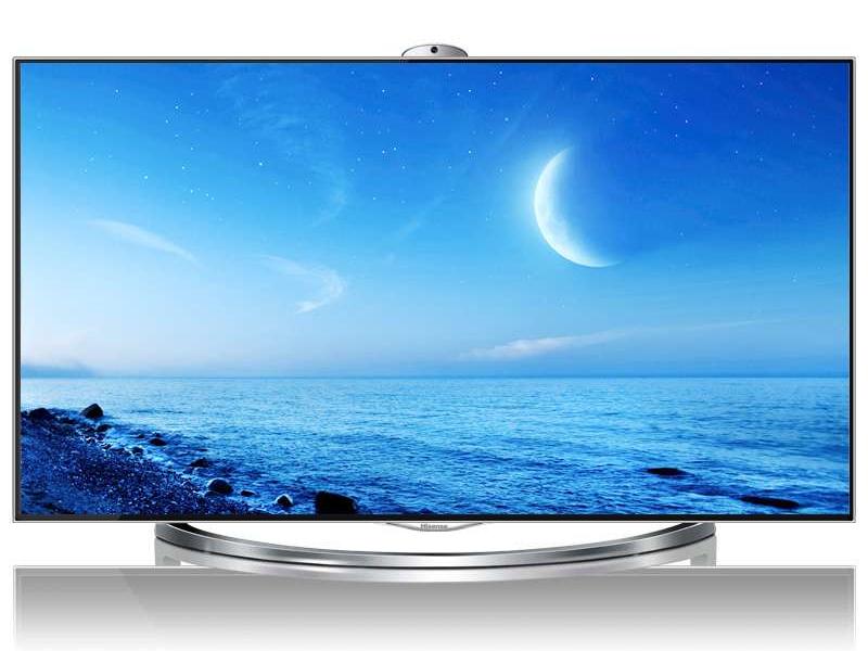 海信4k超清电视led58xt880j3d最新售价