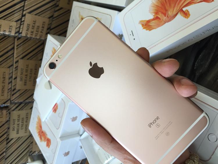 苹果iphone 6s plus(全网通)国行 现货6270
