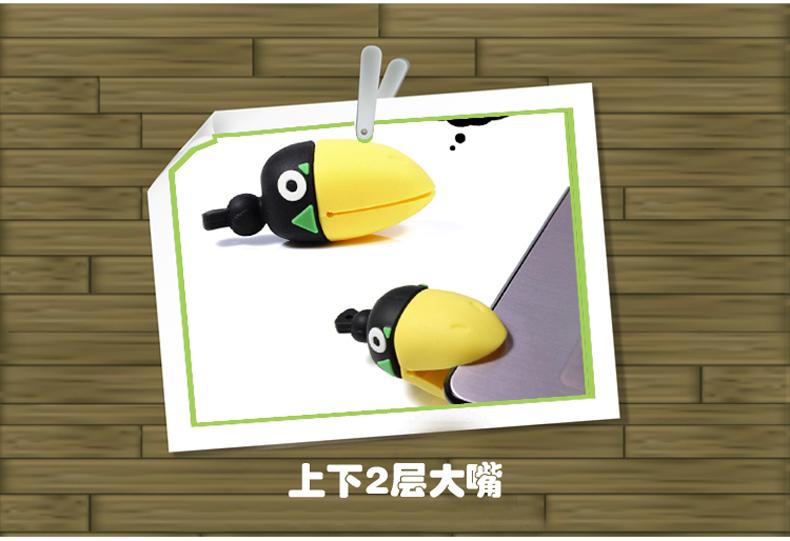 卡通大嘴鸟 32g萌萌哒卡通创意情侣防水可爱女生礼