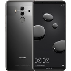 华为 HUAWEI Mate 10 Pro 全网通 6GB+64GB 移动联通电信4G手机 双卡双待