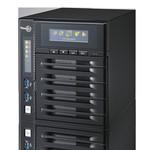 色卡司((Thecus)) N4800Eco  四盘位高性能网络存储服务器