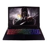 神舟 战神K690E-G4D1(G4600 8G 1T+128G SSD GTX1060 1080P)IPS屏 黑色
