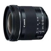 佳能(Canon) EF-S 10-18mm f/4.5-5.6 IS STM 广角变焦镜头