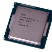 Intel Xeon E3-1231 v3  全新无压痕 三年换新服务 赠SE-902X散热器!