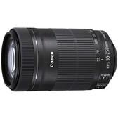 佳能(Canon)EF-S 55-250mm f/4-5.6 IS STM 远摄变焦镜头(拆机头)