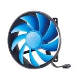 九州 玄冰300  CPU散热器(12CM可调速风扇/3热管/预涂硅脂/静音)