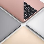【apple授权专卖】苹果 MacBook(MLHF2CH/A)金8G内存512G固态