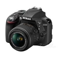���Nikon��D3300 ������AF-P DX ��˶� 18-55mm f/3.5-5.6G VR��ѡGO��װ�ͣ������ӱ�1�꣡�� ����VSGO��D-15309 ����