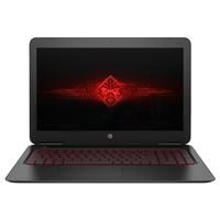 【顺丰包邮】惠普 OMEN 15-AX214TX暗影红  15.6英寸游戏笔记本(i5-7300HQ 8G 128GSSD+1T GTX1050 2G独显 IPS FHD)