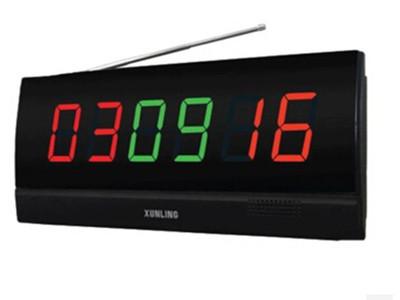 迅铃 茶楼无线呼叫系统-吧台呼叫接收主机APE2600