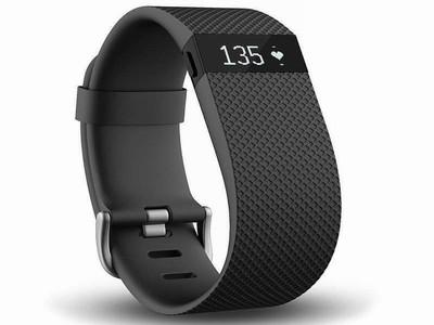 Fitbit Charge HR 智能乐活心率手环 心率实时监测 自动睡眠记录 来电显示 运动蓝牙手表计步器