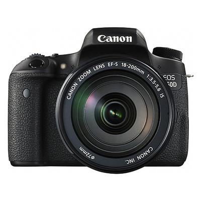 Canon佳能 760D套机,佳能原厂(EF-S 18-200mm f/3.5-5.6 IS 镜头)