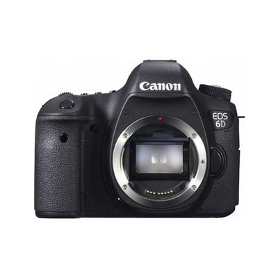 佳能 6D套机(24-70mm F4)佳能EOS 6D搭配 佳能 24-70mmF4L IS镜头套装
