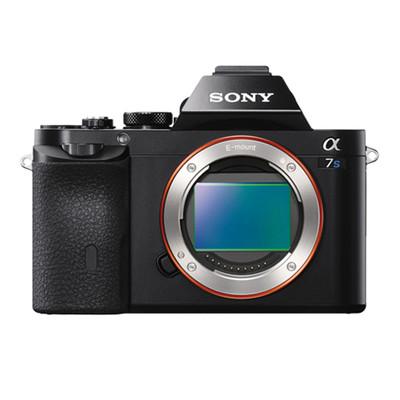 索尼(Sony)ILCE-7S A7S全画幅微单数码相机单机身