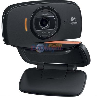 罗技C525 高清摄像头YY主播电脑摄像头800万像素自动对焦带麦克风