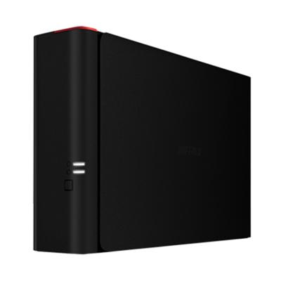 巴法络(BUFFALO)  LS-410D0301 一盘位NAS网络存储服务器(含3TB硬盘)