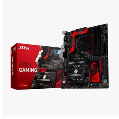 MSI/微星 Z170A GAMING M5 主板 支持I7 6700K DDR4 USB3.1 国行现货