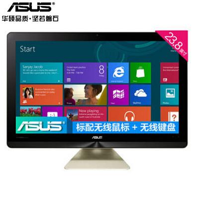 华硕 Zen AIO Pro Z240ICGT-GJ005X i7 6700T 16G 512GB GTX 960M独显 4G显存  23.8英寸 4K高分 金色 触摸屏幕