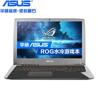 【顺丰包邮】华硕ROG GX700  17.3英寸高性能水冷电竞游戏本i7-6820HK DR4代32G大内存 双256G(512G固态 )台式机GTX980-8G