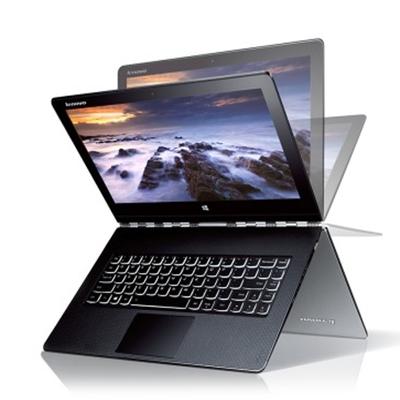 【顺丰包邮】联想 YOGA 3 Pro-5Y71(皓月银) 13.3英寸超轻薄翻转触控本 薄出品位 M 5Y71 4G 256G SSD固态 *分辨率3200X1800