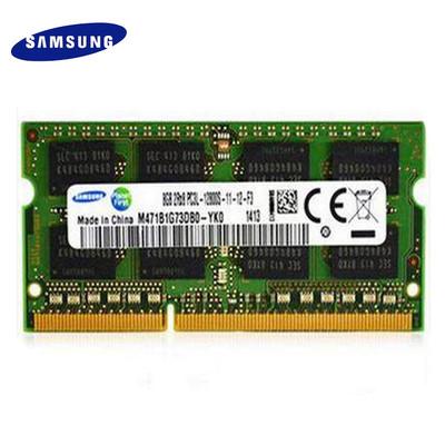 【顺丰包邮】三星 8GB DDR3 1600(笔记本) 兼容性非常好,兼容各种笔记本品牌(华硕-联想-戴尔-惠普-宏碁-三星-微星-神舟等)