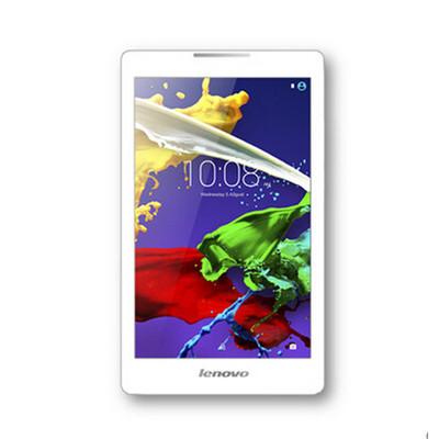 【顺丰包邮¨官方授权】联想 A8-50(16GB/白色/A5500)3G通话+WIFI)