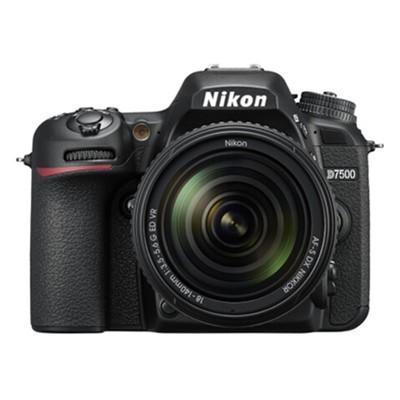 尼康 D7500(单机)尼康 (Nikon) D7500 数码 单反相机(单机身(不含镜头)