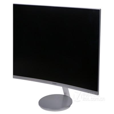 三星(SAMSUNG)C27F591FDC 27英寸1800R震撼曲率微边框曲面显示器