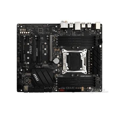 微星(MSI)X299 RAIDER主板 (IntelX299/LGA 2066 )支持新一代 I9