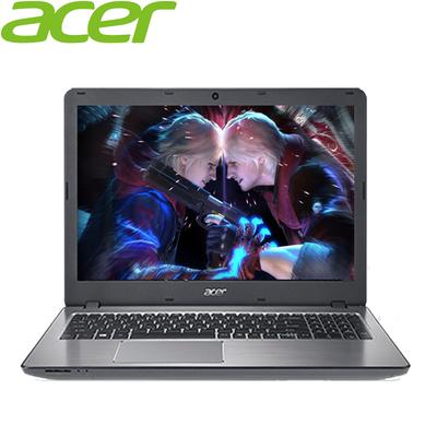 【顺丰包邮】Acer F5-573G-59C7  15.6英寸笔记本电脑(七代I5-7200U 4G 128G SSD GT940M-4G独显 丽镜宽屏 Win10) 银色