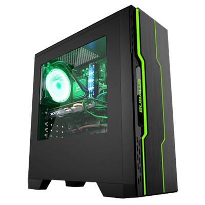 七代i7 7700K/GTX1060 6G/游戏台式电脑主机/DIY组装机水冷游戏电脑七色幻彩系列