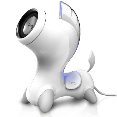 I-Mu/幻响 马到成功音箱迷你创意低音炮笔记本电脑usb手机小音响