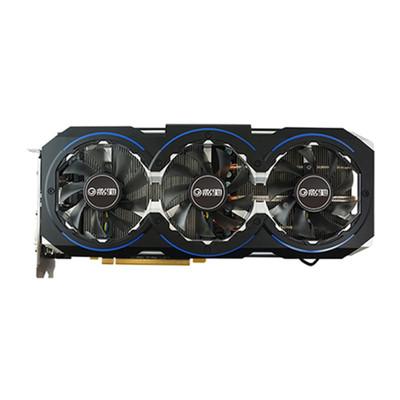 影驰 GeForce GTX 1060骨灰大将6GD5 6GB游戏电脑显卡