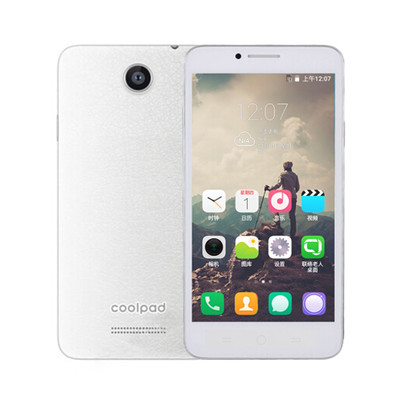 酷派(Coolpad) 5267 全网通4G智能手机 8G内存 双卡双待