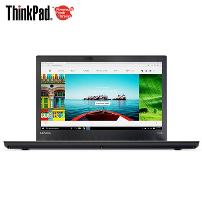 【人气单品】ThinkPad T470(20HD002TCD) 14英寸
