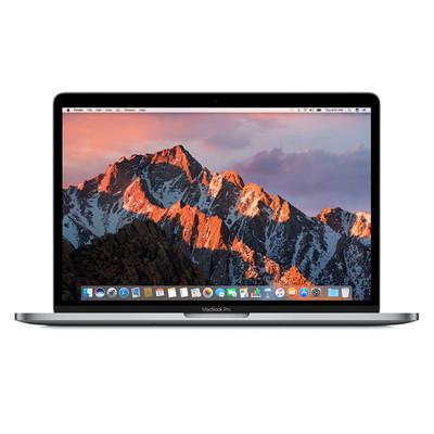 【顺丰包邮 大陆行货】苹果 新款Macbook Pro 15.4英寸笔记本电脑 (Multi-Touch Bar/Core i7/16GB/256GB(MLW72CH/A)银色