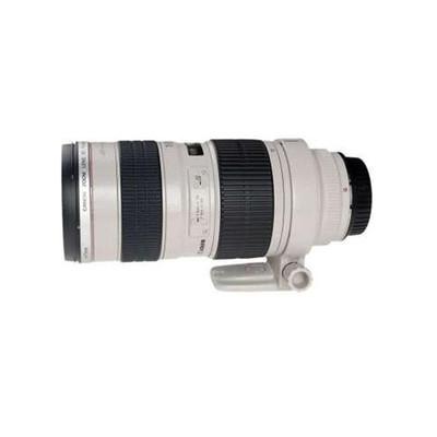 【送UV镜+送清洁套装】佳能 EF 70-200mm f/2.8L USM(小白)  佳能(Canon) EF 70-200mm f/2.8L USM 远摄变焦镜头