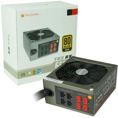 Tt(Thermaltake)额定650W TRX-650M 电源