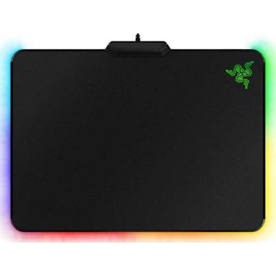 【顺丰包邮】雷蛇Razer Firefly烈焰神虫,Firefly 烈焰神虫 幻彩鼠标垫,幻彩灯光系统 呼吸效果 细致纹理表面 优化表面涂层