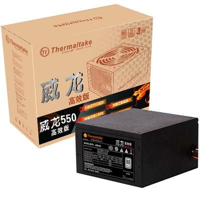 Tt(Thermaltake)额定450W 威龙550 电源