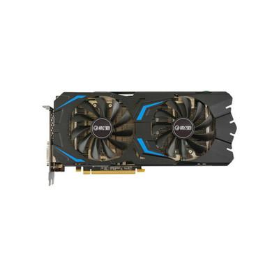 影驰 GeForce GTX 1070大将 VR游戏独立显卡24W撸分 信仰灯包邮