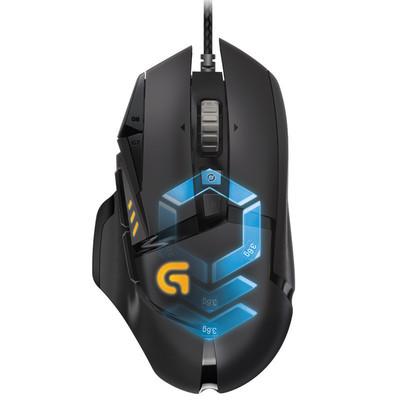 【顺丰包邮】罗技 G502游戏鼠标,游戏鼠标中的明星之作,1680万色自定义RGB指示灯!