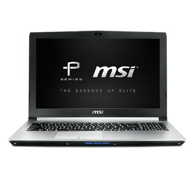 (加一元送套餐一)msi微星 PE60 6QE-238XCN15.6英寸商务游戏笔记本电脑(i7-6700HQ 8G 1T GTX960M GDDR5 背光键盘)银色