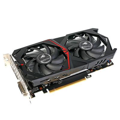 七彩虹 战斧GTX 1050Ti-4GD5 电脑游戏显卡4GB独立独显超越950显卡