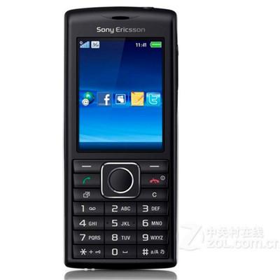 索尼爱立信 J108i 3G 手机 WCDMA/GSM