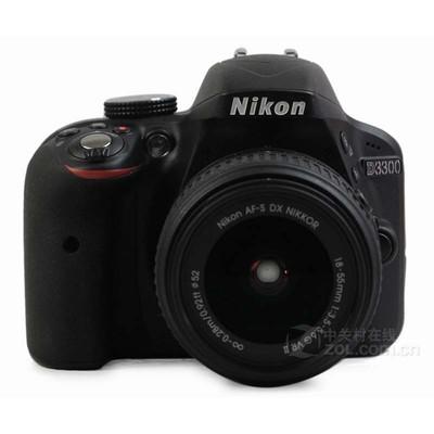 尼康(Nikon) D3300 AF-S DX VR 18-105mm f/3.5-5.6G ED 防抖镜头)