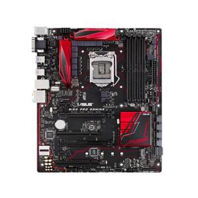 华硕(Asus) B150 PRO GAMING DDR4 玩家雷达声波1151主板 (接受组装定制)